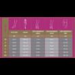 Lipothrombo AG, combtőig érő trombózis megelőző harisnya