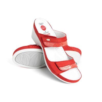 BATZ Laura piros mix/red papucs