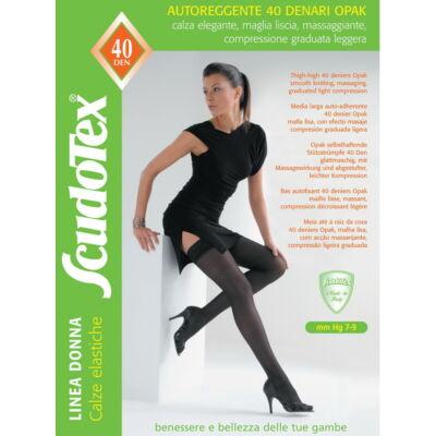 Scudotex 40 Denes combfix, szilikonos csúszásgátlóval