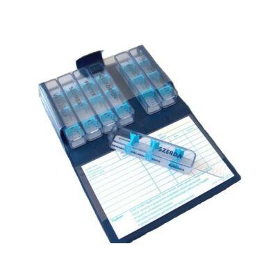 Gyógyszeradagoló heti doboz Medidos de Luxe