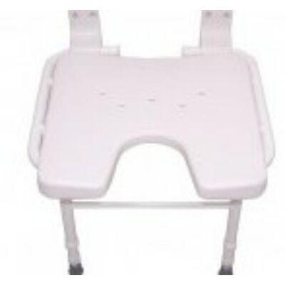 Falra szerelhető zuhanyzó szék D-4311