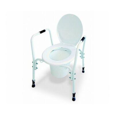Állítható magasságú, hordozható, fix szobai wc
