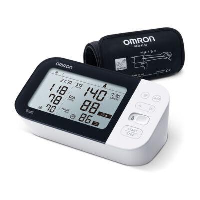 Omron M7 Intelliense okos felkaros vérnyomásmérő