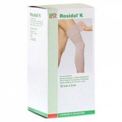 Rosidal K5 70%-os megnyúlású kompressziós pólya