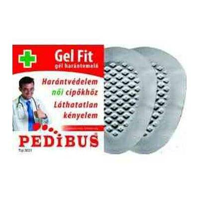 Pedibus Gel Fit női haránt kímélő párna